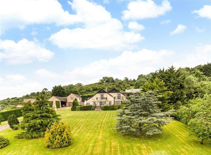 5 Bedrooms Detached House for sale in Bushcombe Lane, Woodmancote, Cheltenham, Gloucestershire, GL52