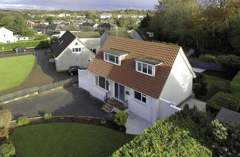 4 Bedrooms Detached Villa House for sale in 158 Capelrig Road, Newton Mearns, G77 6LD