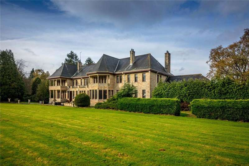 8 Bedrooms Unique Property for sale in Boquhan House, Boquhan, Stirling, FK8