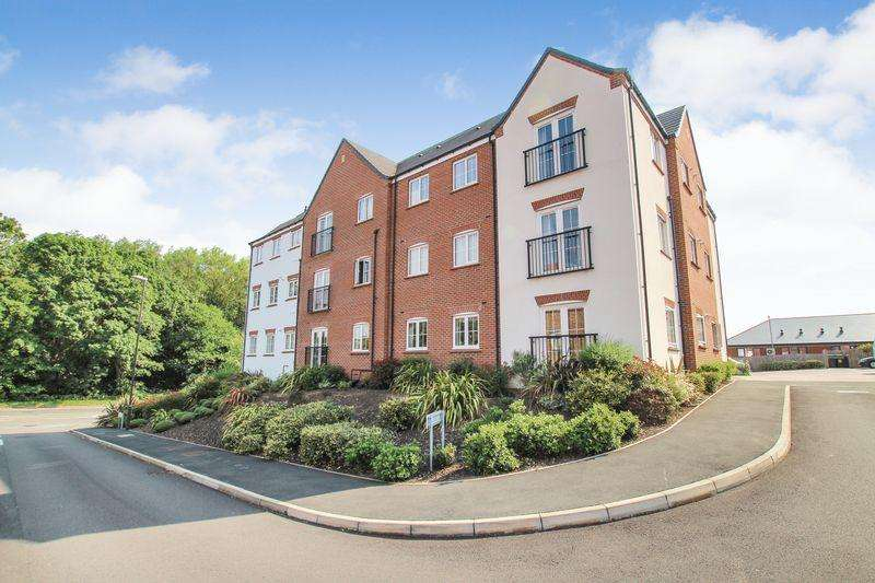 1 Bedroom Apartment Flat for sale in Denby Bank, Marehay