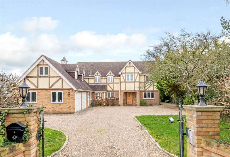 6 Bedrooms Detached House for sale in Winkfield Lane, Maidens Green, Windsor, Berkshire