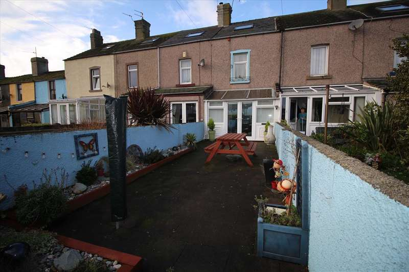 3 Bedrooms End Of Terrace House for sale in Silverdale Street, HAVERIGG