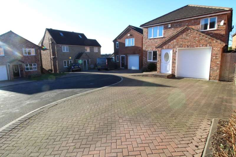 4 Bedrooms Detached House for sale in Tolson Street, Ossett, WF5