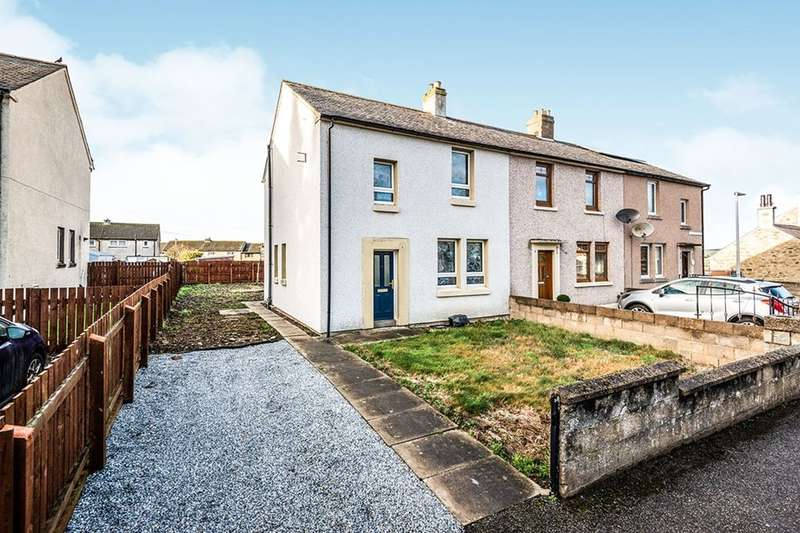 3 Bedrooms Semi Detached House for sale in Kelman Place, Keith, AB55