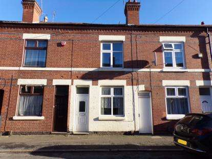 3 Bedrooms Terraced House for sale in Grassmere Street, Leicester, Leicestershire, England