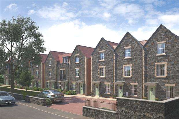 3 Bedrooms Town House for sale in HELP TO BUY EVENT - RICHMOND GROVE, Mangotsfield, BRISTOL, BS16 9EZ