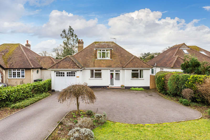 3 Bedrooms Detached Bungalow for sale in Reigate Road, Betchworth