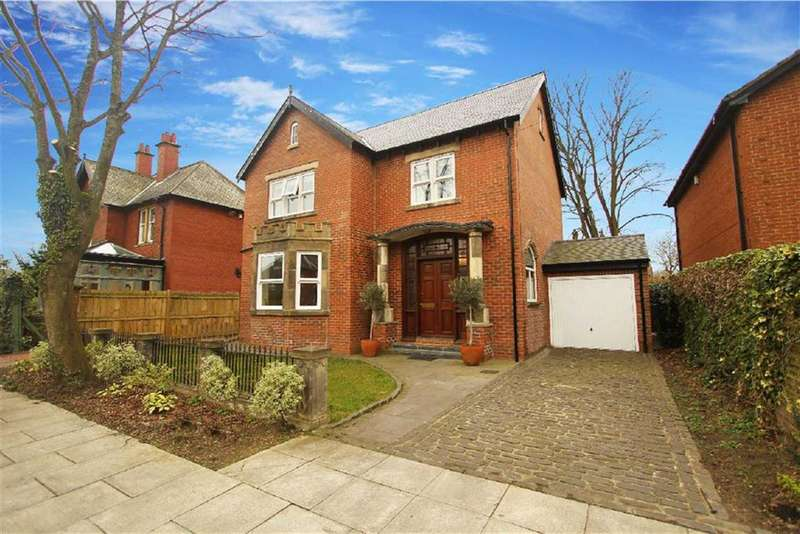5 Bedrooms Detached House for sale in Tynedale Terrace, Benton, Newcastle Upon Tyne