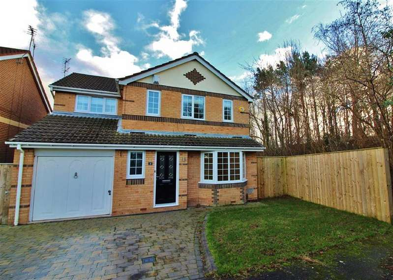 4 Bedrooms Detached House for sale in Pendeford, Teal Farm, Washington