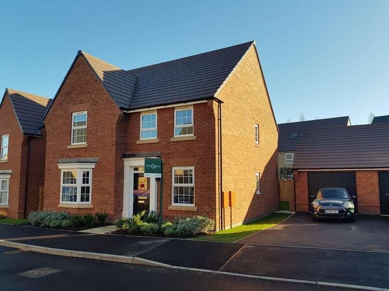 4 Bedrooms Detached House for sale in Lidlington Court, Lidlington, Bedfordshire, MK43