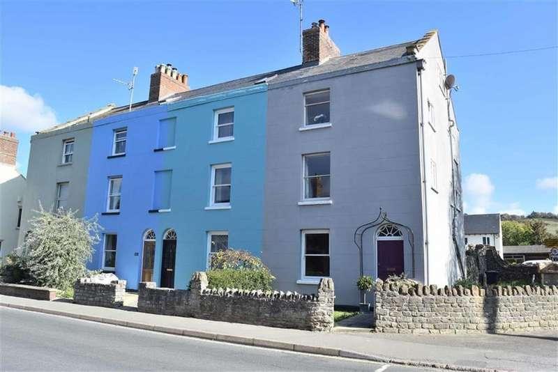 5 Bedrooms Semi Detached House for sale in South Street, Bridport, Dorset, DT6