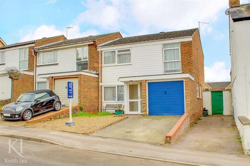 3 Bedrooms End Of Terrace House for sale in Musley Hill, Ware - Chain Free