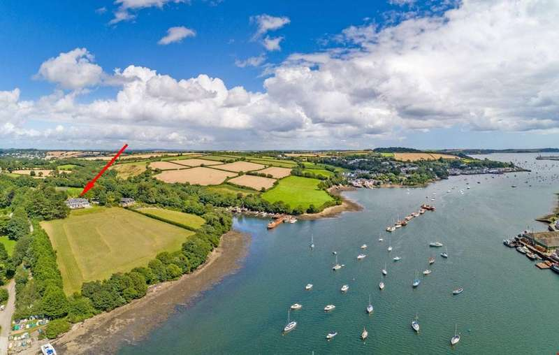 6 Bedrooms Detached House for sale in Flushing, Nr. Falmouth, Cornwall