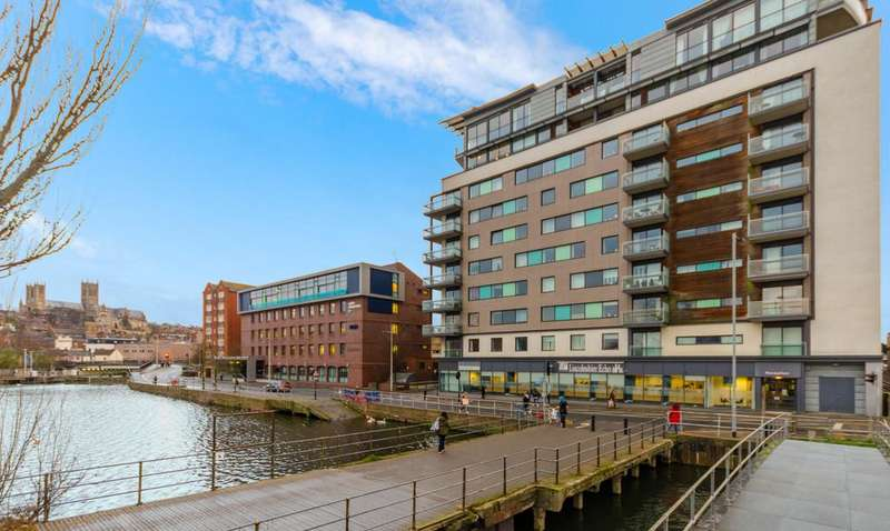 2 Bedrooms Apartment Flat for sale in Witham Wharf, Brayford Street
