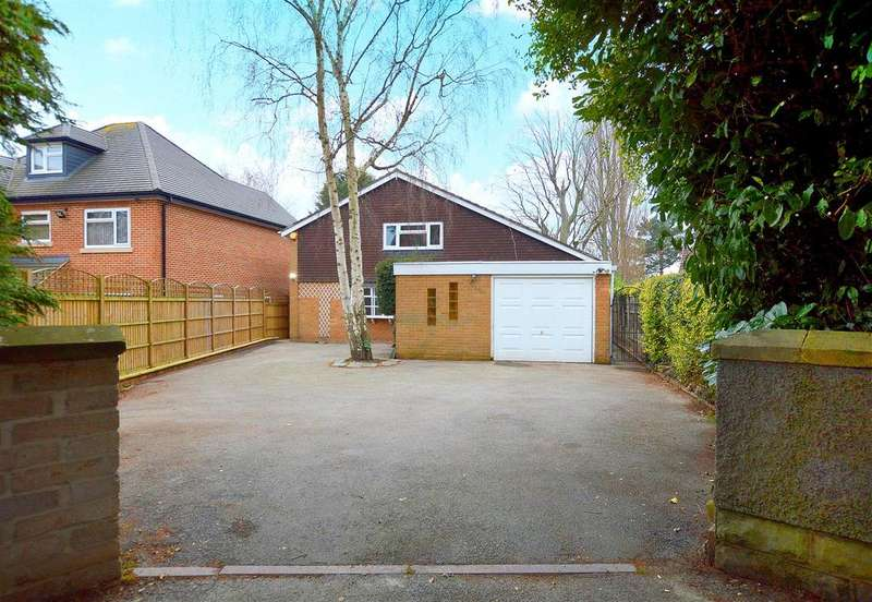 5 Bedrooms Detached House for sale in Whitaker Road, off Burton Road, Derby