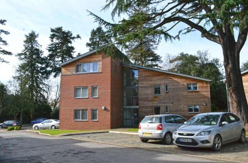 2 Bedrooms Apartment Flat for sale in Chambers View, Upper Marsh Lane, Hoddesdon EN11