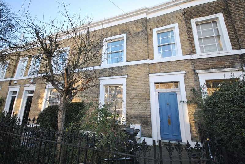 3 Bedrooms Terraced House for sale in Claylands Road Vauxhall SW8