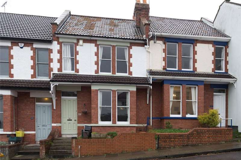 3 Bedrooms Terraced House for sale in Cairns Road, Westbury Park, Bristol, BS6