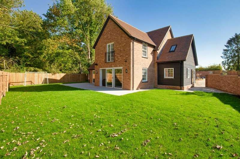 4 Bedrooms Detached House for sale in Pudding Lane, Barley