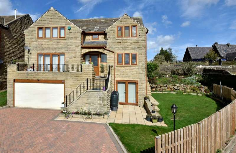 4 Bedrooms Detached House for sale in Cannon Hall Drive, Brighouse