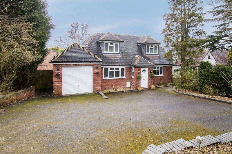 4 Bedrooms Detached House for sale in Hill Village Road, Four Oaks, Sutton Coldfield