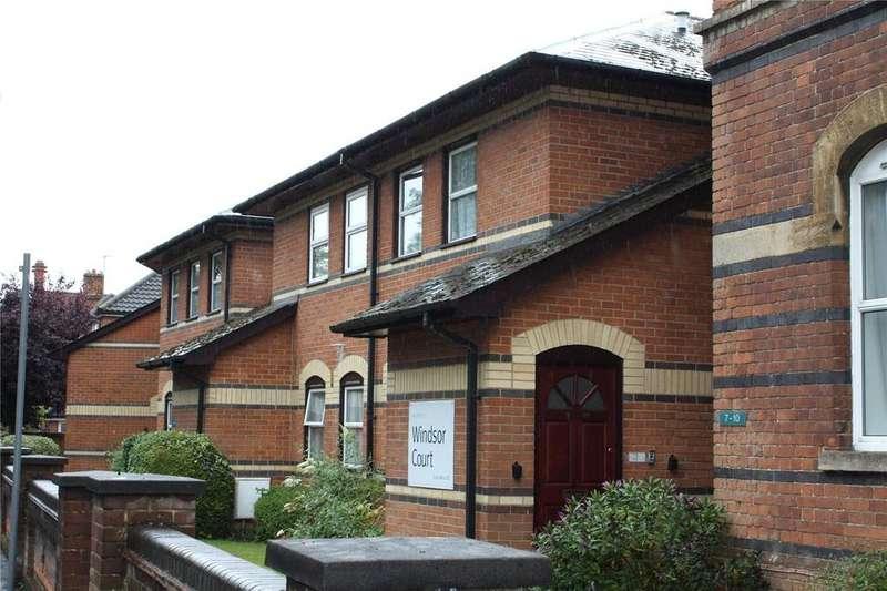 1 Bedroom Apartment Flat for sale in Windsor Court, Tilehurst Road, Reading, Berkshire, RG1