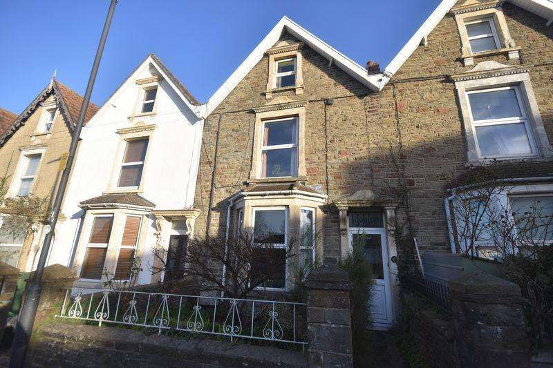 4 Bedrooms Terraced House for sale in Beaufort Road Staple Hill