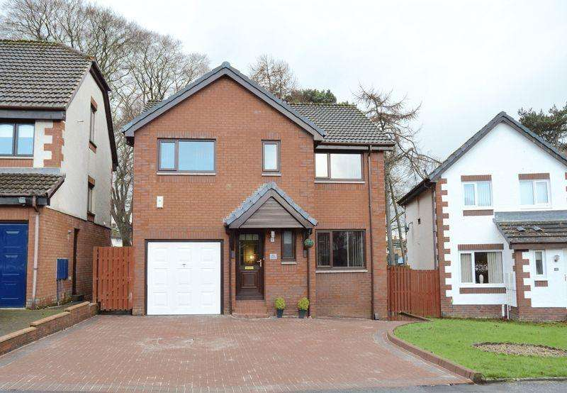 4 Bedrooms Detached House for sale in Stobhill Crescent, Ayr