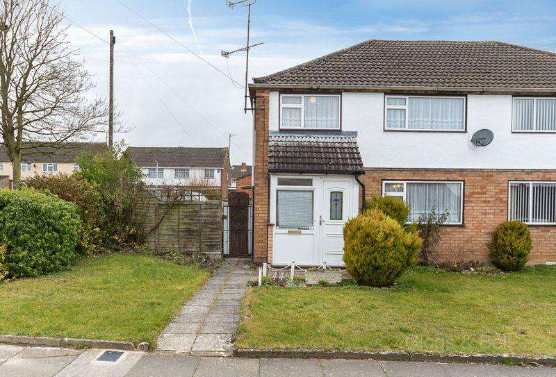 3 Bedrooms Semi Detached House for sale in ***Popular Hospital Area***