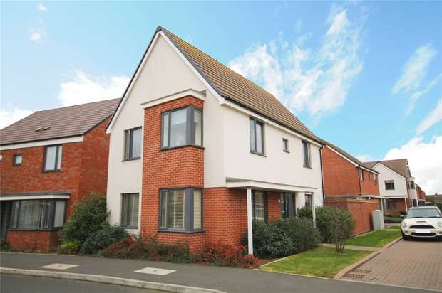 3 Bedrooms Detached House for sale in Ashpole Avenue, Wootton, Bedford