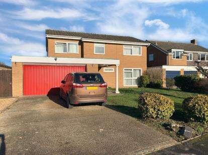 5 Bedrooms Detached House for sale in Elm Croft, Little Paxton, St. Neots, Cambridgeshire