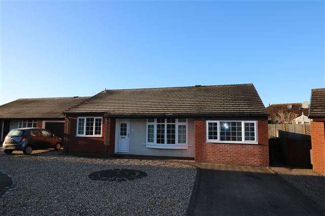 4 Bedrooms Detached Bungalow for sale in Newfield Drive, Carlisle, Cumbria, CA3 0AF