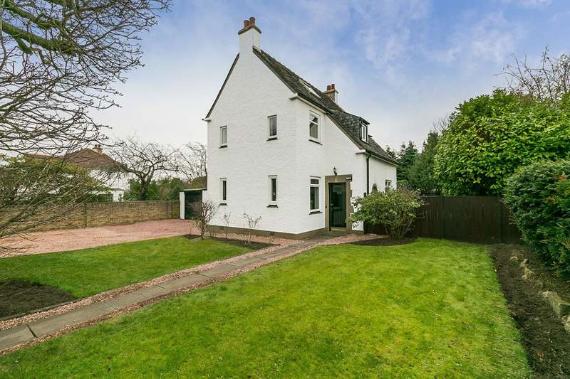 3 Bedrooms Detached House for sale in Lasswade Road, Eskbank, Dalkeith, EH22