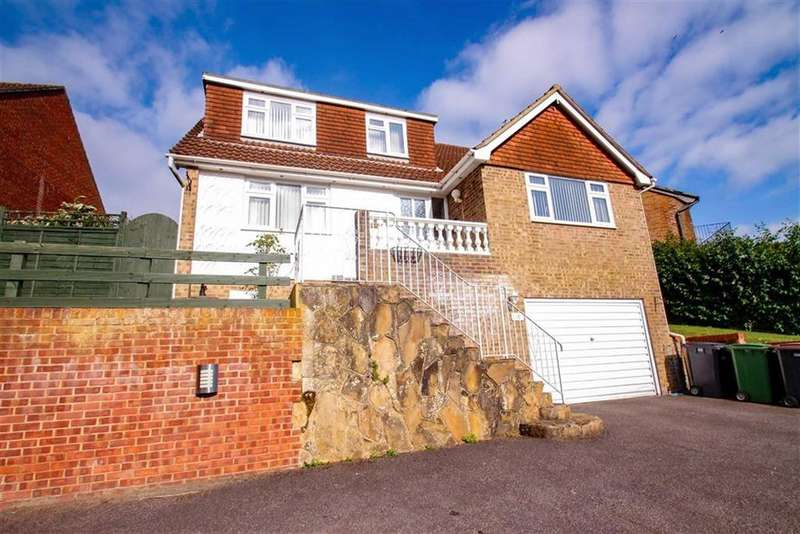 4 Bedrooms Detached House for sale in Wartling Close, St Leonards-on-sea, East Sussex