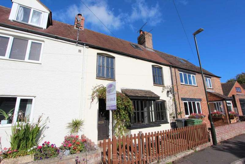 2 Bedrooms Cottage House for sale in Vicarage Lane, Frampton On Severn