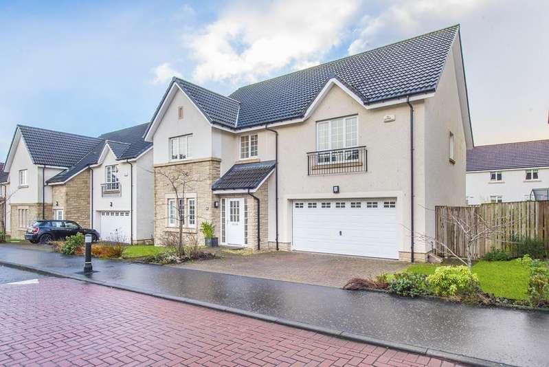 5 Bedrooms Detached Villa House for sale in 56 Woodcroft Drive, Woodilee Village, Lenzie, Glasgow G66 3WD