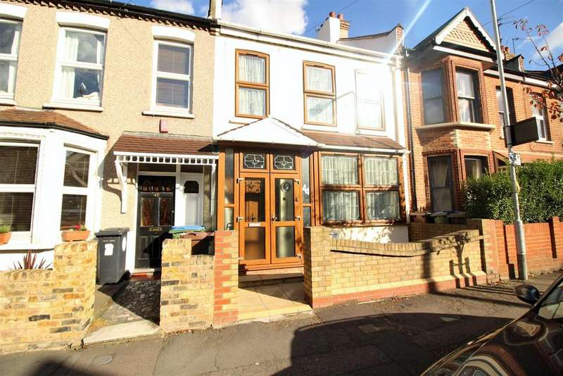 4 Bedrooms Terraced House for sale in Jewel Road, London