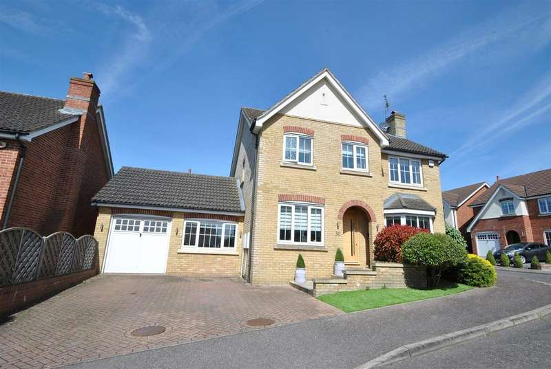 5 Bedrooms Detached House for sale in Watercress Road, West Cheshunt