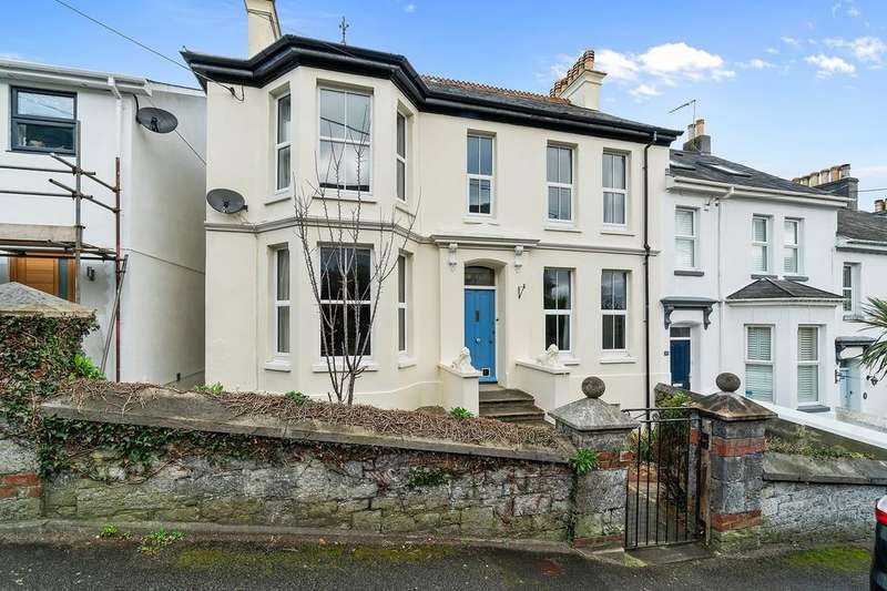 6 Bedrooms End Of Terrace House for sale in Saltash, Cornwall