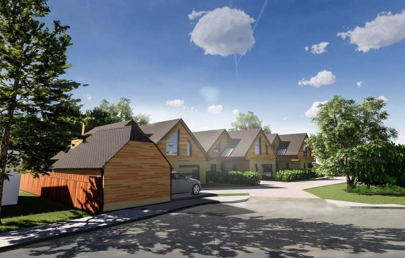 Land Commercial for sale in Parkfield Crescent, Iden green, TN17