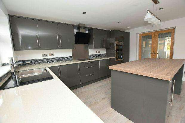 4 Bedrooms Detached House for sale in Bargate, Grimsby