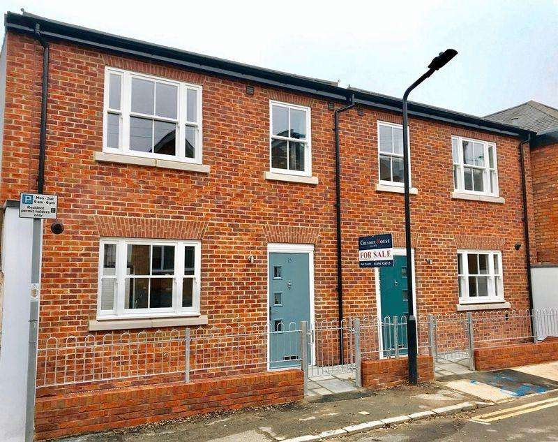 2 Bedrooms Semi Detached House for sale in Town Centre - New Build Cottage