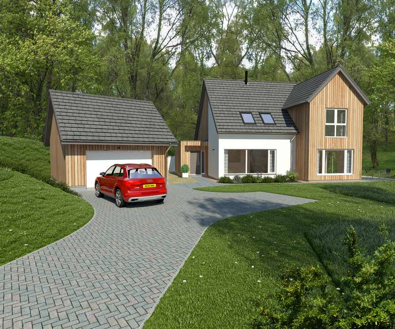 4 Bedrooms Detached House for sale in St Vincents, Kingussie, PH21 1EX