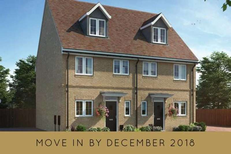 3 Bedrooms Semi Detached House for sale in Plot 10 Clover Gate