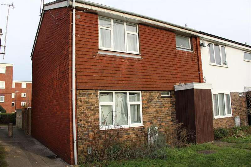 3 Bedrooms Semi Detached House for sale in Spring Terrace, Reading