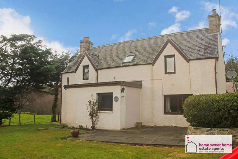 3 Bedrooms Cottage House for sale in Lower Gartally