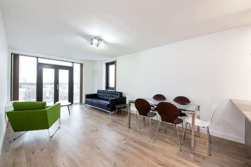 3 Bedrooms Apartment Flat for sale in The Vibe, Zest House, Dalston E8