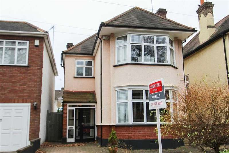 3 Bedrooms Detached House for sale in Rectory Lane, Loughton, Essex