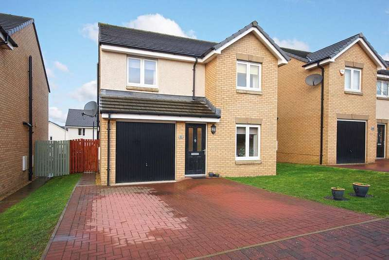 4 Bedrooms Detached House for sale in Sycamore Way, Stewarton KA3
