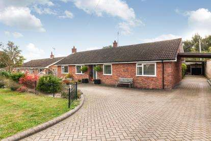 3 Bedrooms Bungalow for sale in Wenhaston, Halesworth, Suffolk